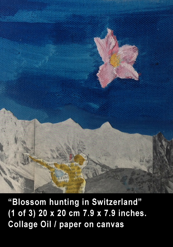 Blossom hunting in Switzerland