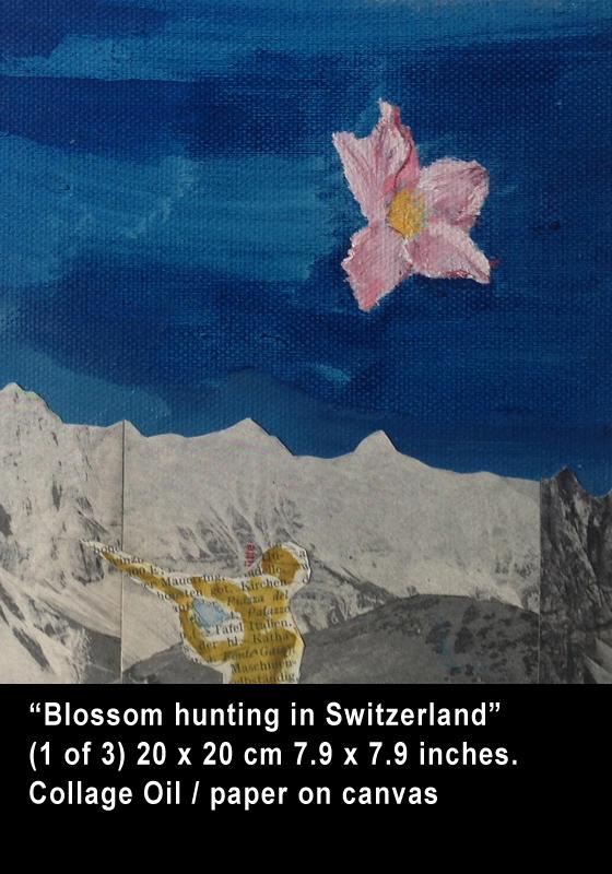 Blossom hunting in Switzerland